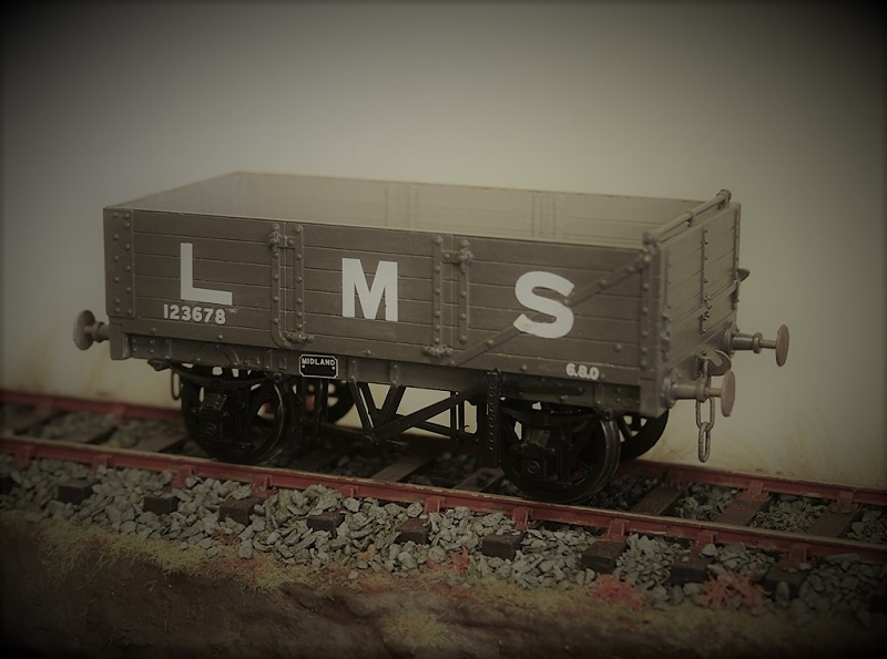 Wagons N Gauge