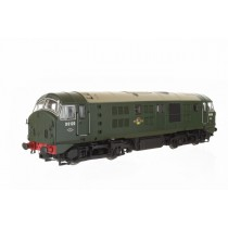 4D-025-002 CLASS 21 D6120 BR GREEN