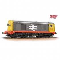 32-030DS Class 20/0 Headcode Box 20156 BR Railfreight (Red Stripe) SOUND FITTED