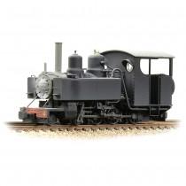 391-030 Baldwin 10-12-D Tank No. 4 Snailbeach District Railways Black [W]