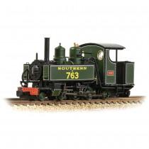 391-032 Baldwin 10-12-D Tank E763 'Sid' SR Maunsell Green