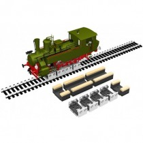 RR-HO-04 HO/OO ROLLERS AND CLEANERS X4