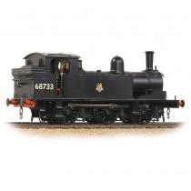 31-061 LNER J72 Tank 68733 BR Black (Early Emblem)