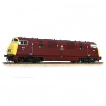 32-068 Class 43 'Warship' D838 'Rapid' BR Maroon (Full Yellow Ends)