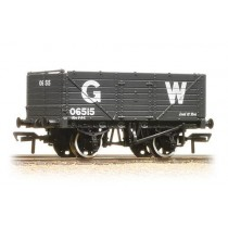 37-087 7 PLANK END DOOR WAGON