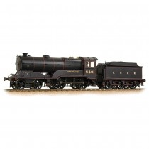 31-137A LNER D11/2 6401 'James Fitzjames' LNER Lined Black