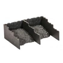 SS17 COAL BUNKERS PLASTIC KIT PLASTIC KIT OO GAUGE