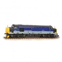 371-170 Class 37/4 37422 'Robert. F. Fairlie' Regional Railways N GAUGE