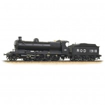 35-175 ROD 2-8-0 1918 Railway Operating Division Black OO GAUGE