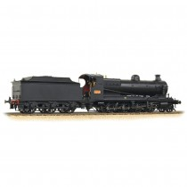 35-176 ROD 2-8-0 2406 LNWR BLACK OO GAUGE