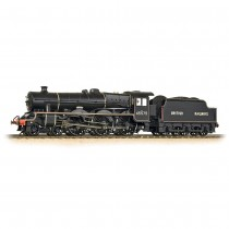 31-190 LMS 5XP 'Jubilee' with Riveted Tender 45575 'Madras' BR (Ex-LMS) BR BLACK OO GAUGE