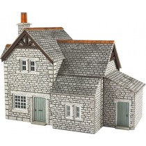 PO258 GARDENERS COTTAGE OO GAUGE