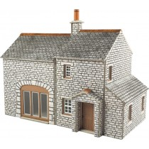 PO259 CROFTERS COTTAGE OO GAUGE