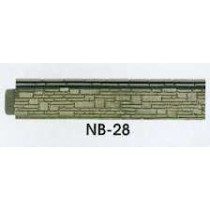 NB28 PLATFORM EDGING STONE N GAUGE