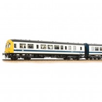 32-289 Class 101 2-Car DMU BR White & Blue FITTED PASSENGERS