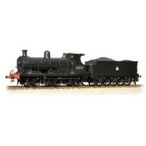 31-462A C CLASS BR BLACK EARLY EMBLEM