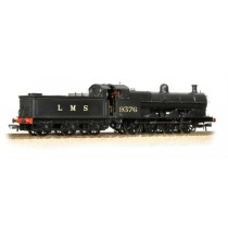 31-480 CLASS G2A LMS BLACK WITH TENDER BACK CAB