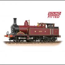 MR 1532 (1P) Tank 1273 Midland Railway Crimson Lake (Sound fitted)