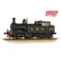 31-741SF 1532 (1P) Tank 1303 LMS Black (Original) (Sound fitted)