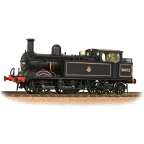 MR 1532 (1P) Tank 58072 BR Lined Black (Early Emblem)