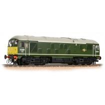 32-415SF Class 24/0 D5036 Disc Headcode BR Green SYP