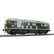 32-443 Class 24/1 D5094 Disc Headcode BR Green Late Crest