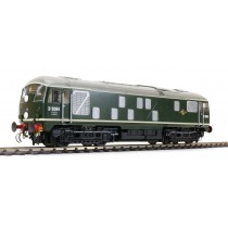 32-443SF Class 24/1 D5094 Disc Headcode BR Green Late Crest (with sound)