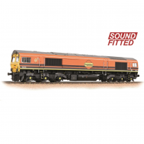 32-739SF CLASS 66/4 FREIGHTLINER SOUND