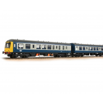 32-908 108 2-Car DMU BR Blue & Grey