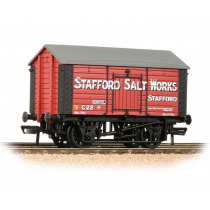 33-181A 10T COVERED SALT WAGON STAFFORD