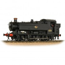 35-027SF GWR 94XX Pannier Tank Black Late Crest Soundfitted