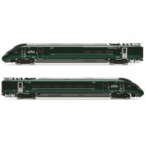 R3609 GWR, IEP Bi-Mode Class 800/0 'Queen Elizabeth II' & 'Queen Victoria' Train Pack