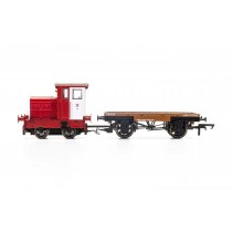 R3705 John Dewar & Sons, R&H 48DS, 0-4-0, No. 458957 OO GAUGE