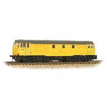 371-137  31/6 Refurbished 31602 Network Rail Yellow