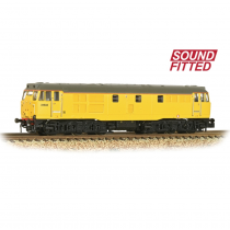371-137SF  31/6 Refurbished 31602 Network Rail Yellow