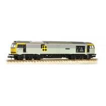 371-357 CLASS 60 60057 BR COAL SECTOR
