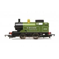R3752 S. Wilson Paper Mills, 0-4-T, No. 2112
