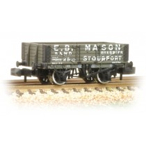 377-020 5 PLANK WAGON E B MASON