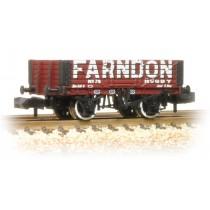 377-058 5 PLANK WAGON FARNDON