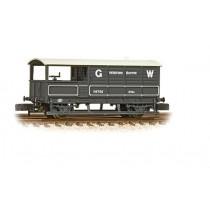377-375C 20T TOAD BRAKE GWR GREY