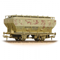 38-501A BR35T COVERED HOPPER BR GREY