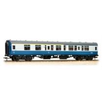 39-125C MK1 COMPOSITE CORRIDOR BLUE & GREY