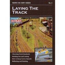 SYH3 LAYING THE TRACK