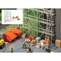 GM417 FORDHAMPTON BUILDING SITE ACCESSORIES KIT
