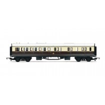 R4524 GWR BRAKE COACH OO GAUGE