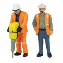47-401 LINESIDE WORKERS O GAUGE