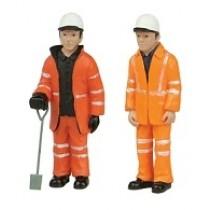 47-402 LINESIDE WORKERS B O GAUGE