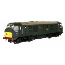 4D-025-004 DAPOL CLASS 21 BR GREEN SMALL YELLOW PANEL