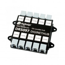 DR5097 DigiNetHub for LocoNet Hub.