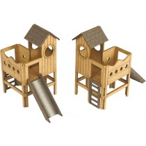 PO513 CHILDRENS PLAY AREA OO GAUGE